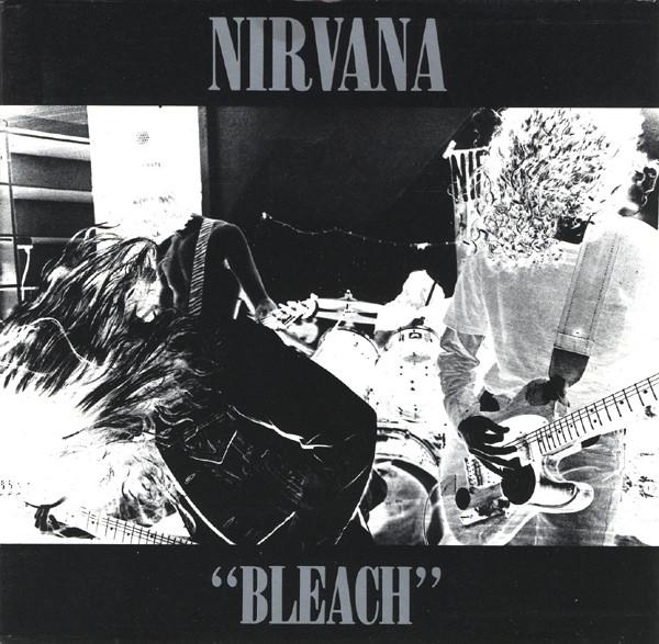 Nirvana Bleach Remastered Rich S Record Emporium